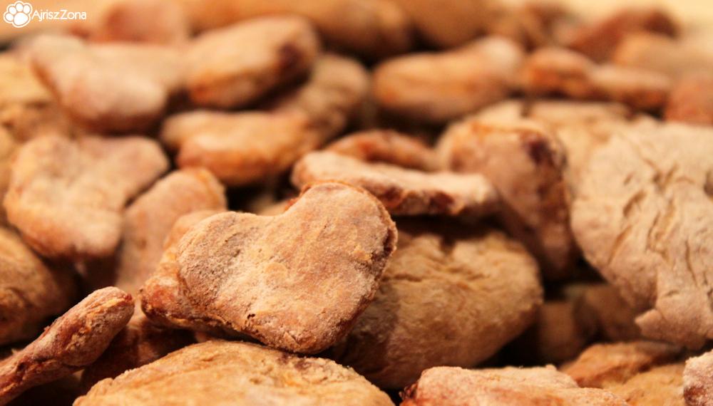 Domowe ciasteczka z wątróbką i marchewką dla psa [PRZEPIS] 10 urodziny Ajrisz