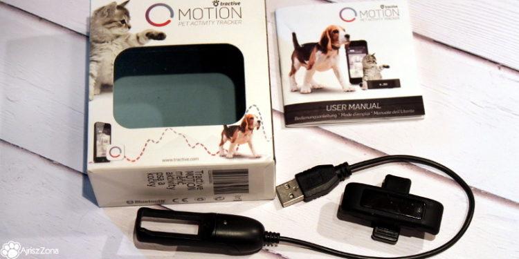 Tractive® MOTION monitor aktywności dla psów