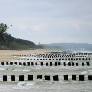 Plaża w Kuźnicy